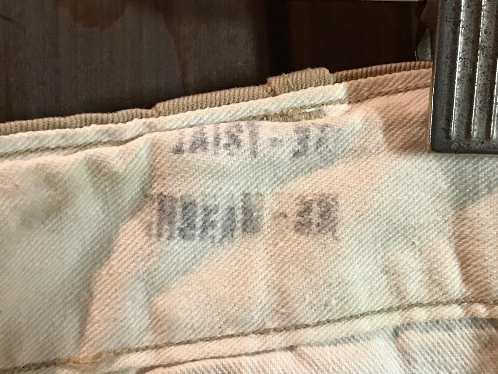 マグネッツ神戸店 3/20(水)Vintage Bottoms入荷! #2 Military Pants Part1!!!_c0078587_13581623.jpg