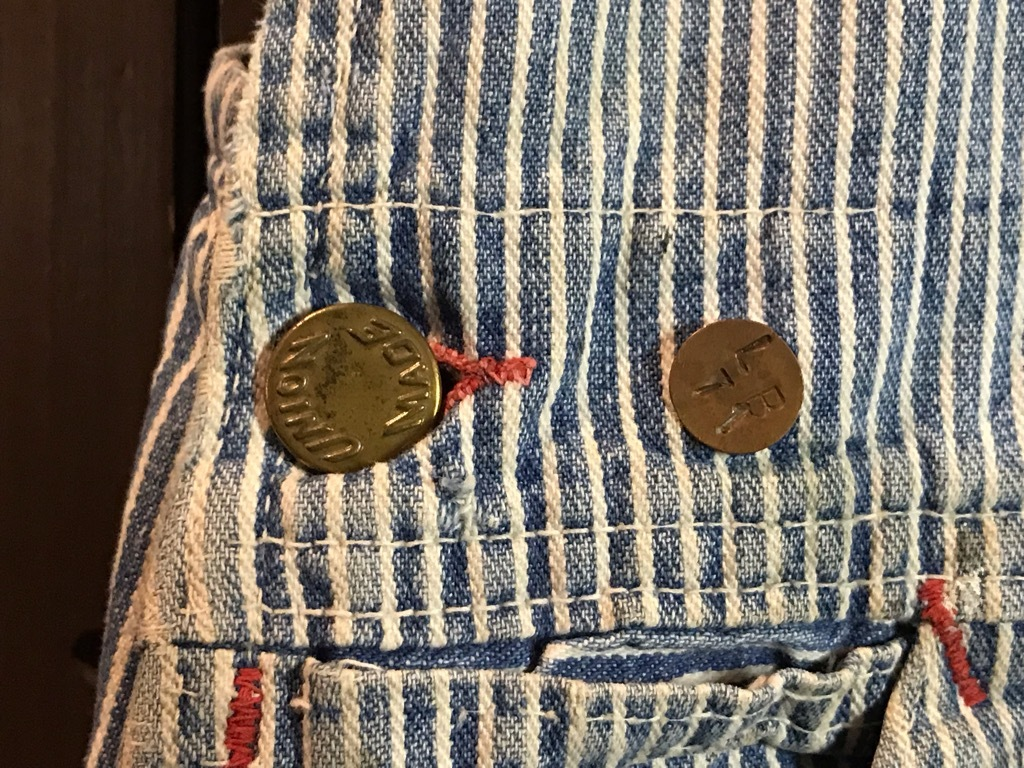 マグネッツ神戸店 3/20(水)Vintage Bottoms入荷! #5 Vintage OverAll!!!_c0078587_18494858.jpg