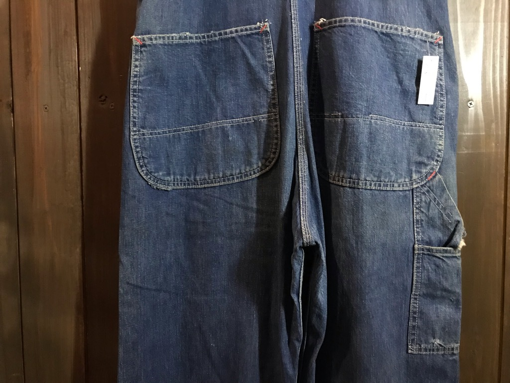 マグネッツ神戸店 3/20(水)Vintage Bottoms入荷! #5 Vintage OverAll!!!_c0078587_19015819.jpg