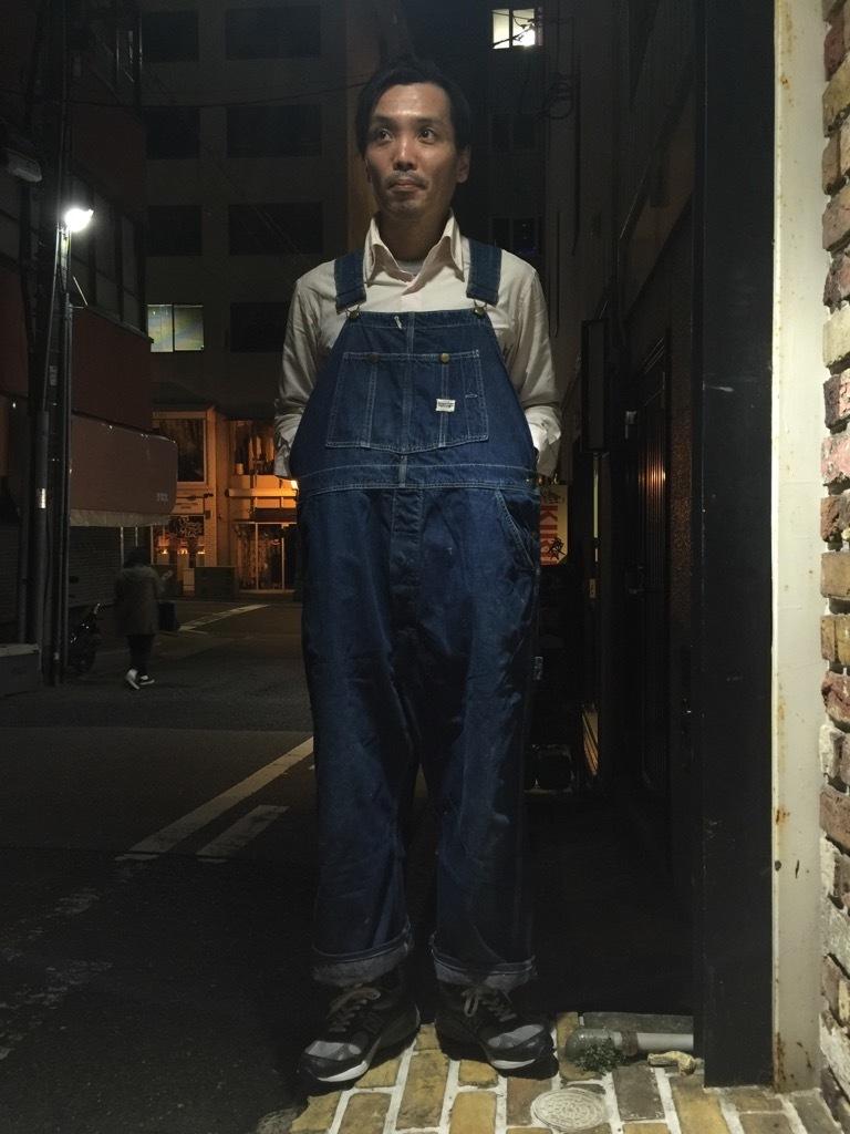 マグネッツ神戸店 3/20(水)Vintage Bottoms入荷! #5 Vintage OverAll!!!_c0078587_22401705.jpg