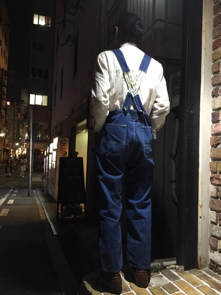 マグネッツ神戸店 3/20(水)Vintage Bottoms入荷! #5 Vintage OverAll!!!_c0078587_22401753.jpg