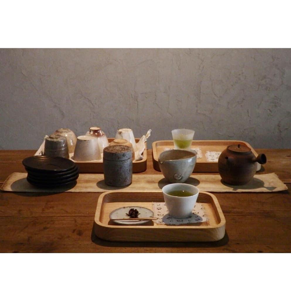 山口和宏さんの木工展 3 - うつわと果実とコーヒーと -_f0351305_21372185.jpg