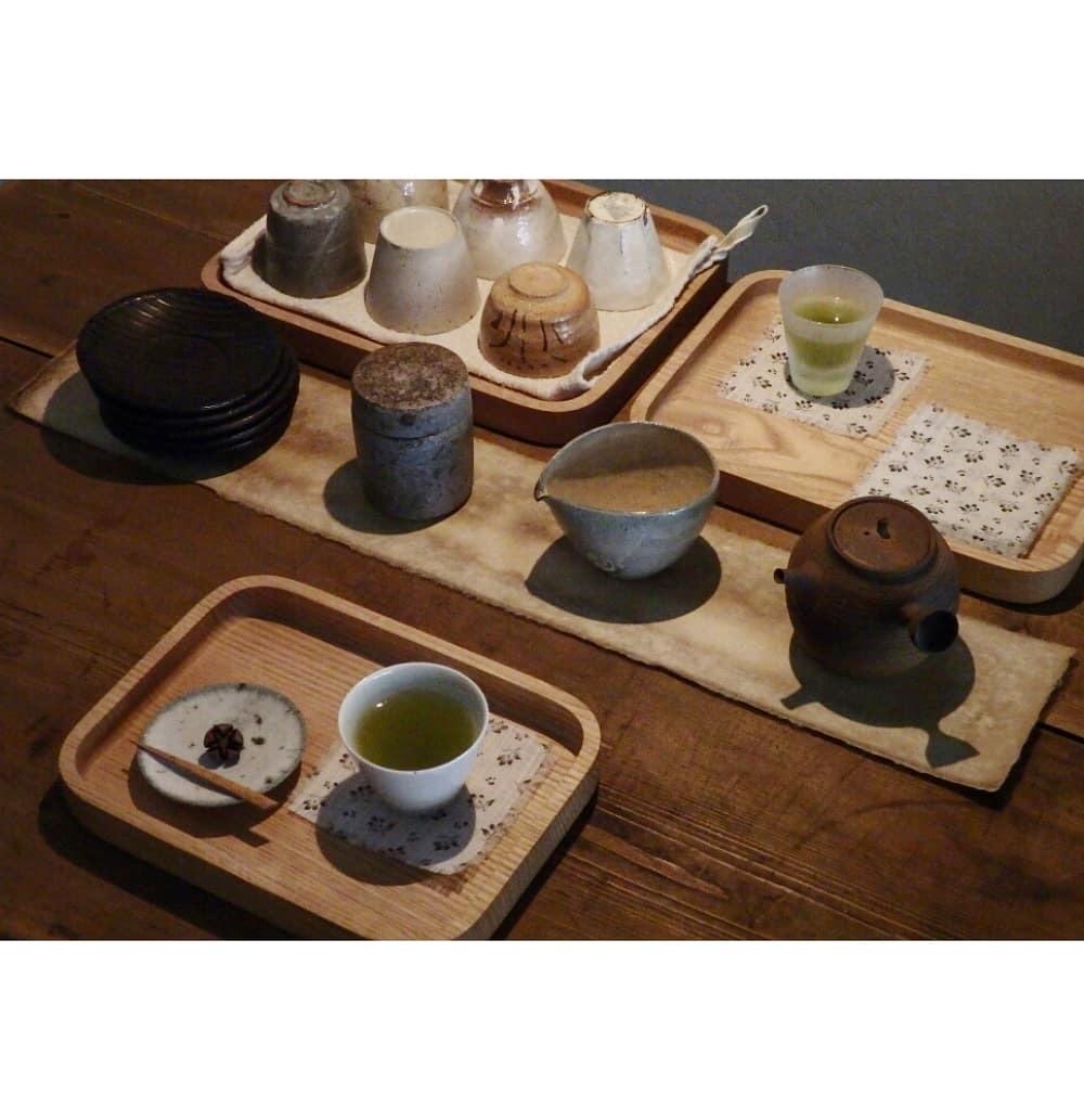 山口和宏さんの木工展 3 - うつわと果実とコーヒーと -_f0351305_21373508.jpg