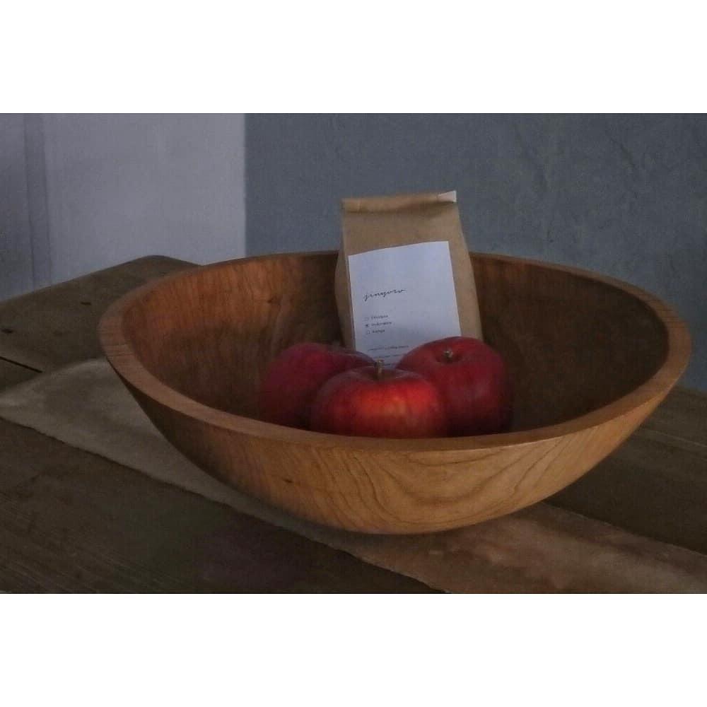 山口和宏さんの木工展 4 - うつわと果実とコーヒーと -_f0351305_21381263.jpg