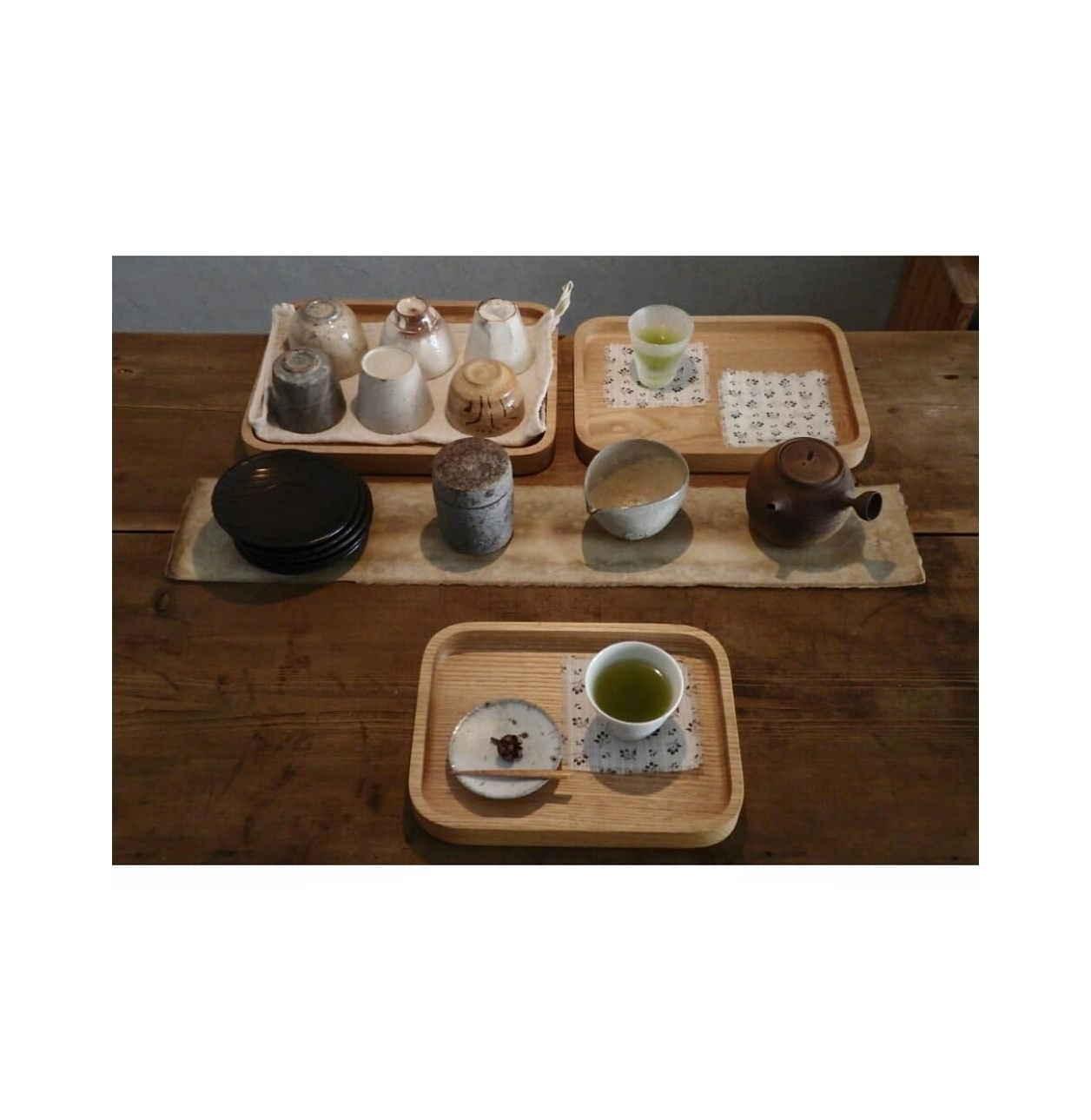 山口和宏さんの木工展 3 - うつわと果実とコーヒーと -_f0351305_21551347.jpeg