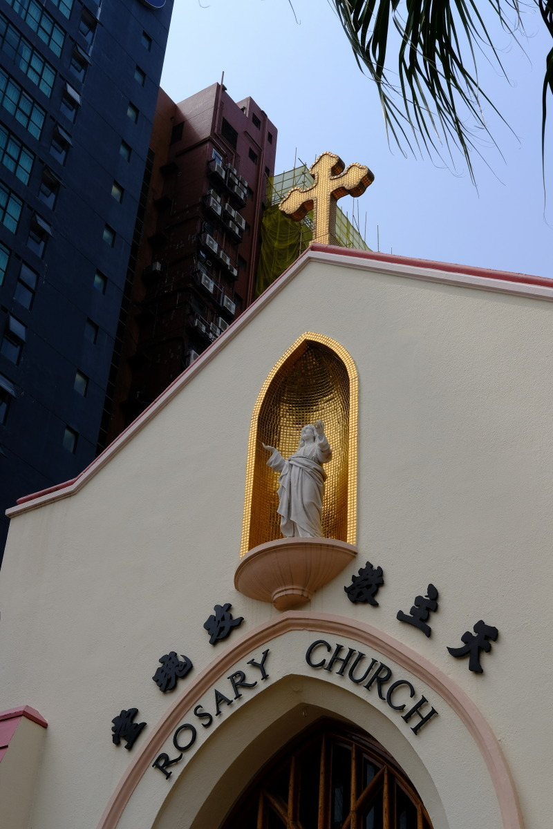 香港  天主教玫瑰堂(ROSARY CHURCH)_b0061717_20185742.jpg
