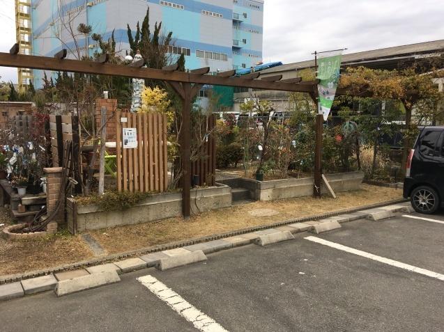 マサミガーデンお庭改装中☆