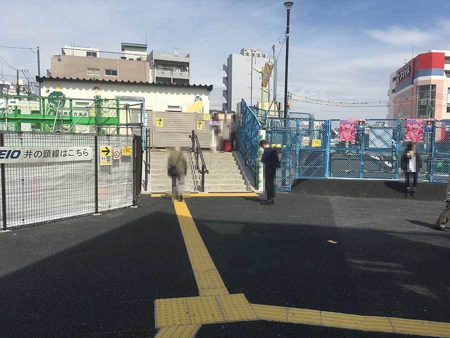 小田急線(中央口・東口)・井の頭線(中央口)下北沢駅→RISK_e0293755_13403480.jpg