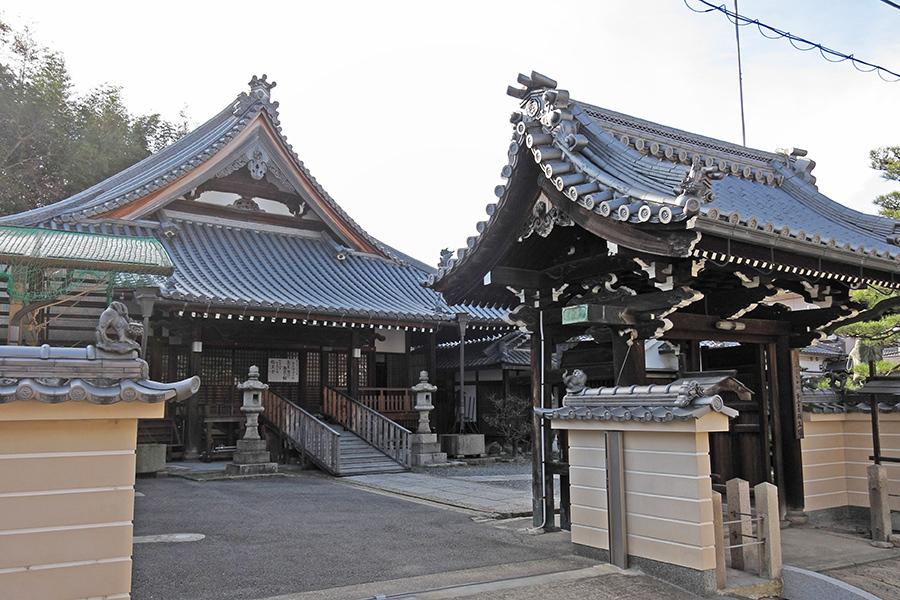 枚方市の寺院  願生坊_c0112559_10164713.jpg