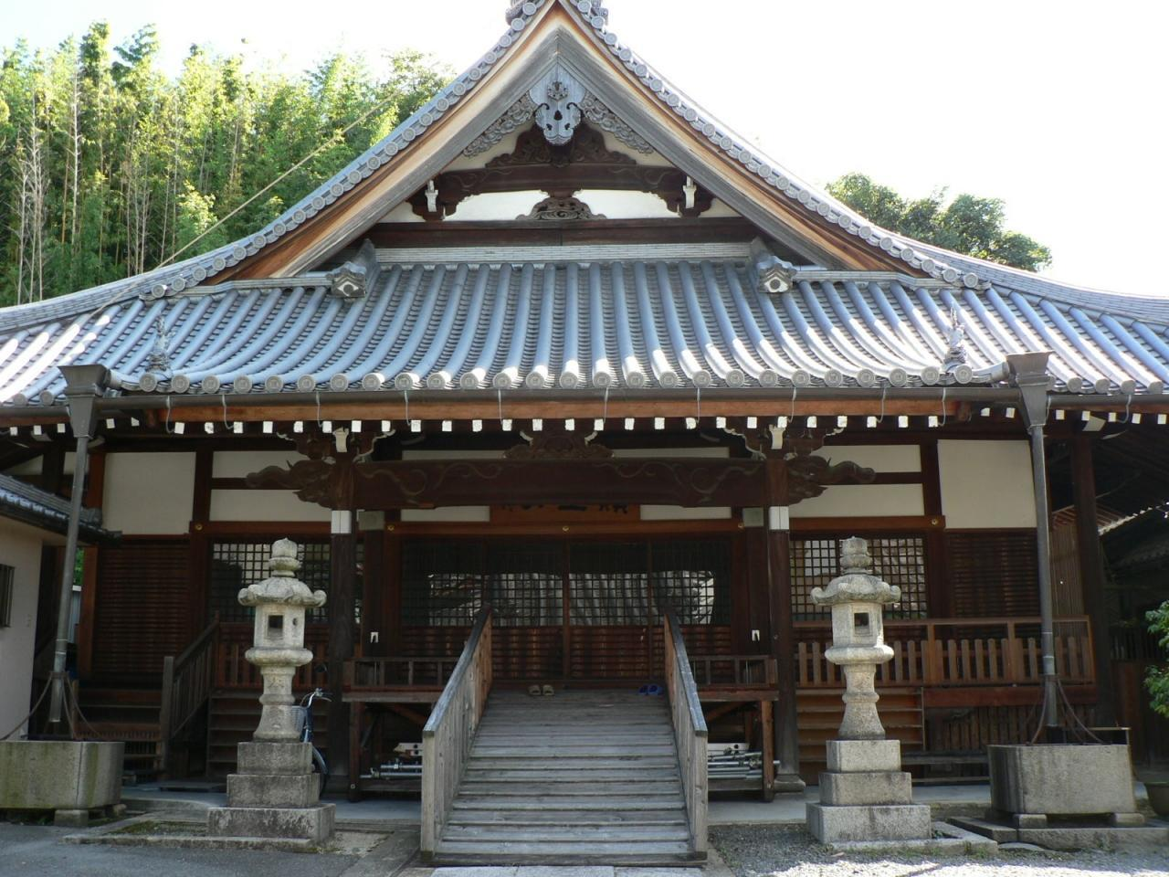 枚方市の寺院  願生坊_c0112559_10174599.jpg