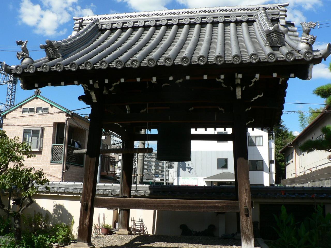 枚方市の寺院  願生坊_c0112559_10182661.jpg