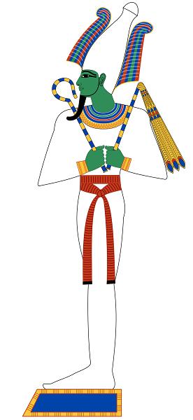 4エジプトシンボル オシリス1 冥界の王_c0222861_20355628.png
