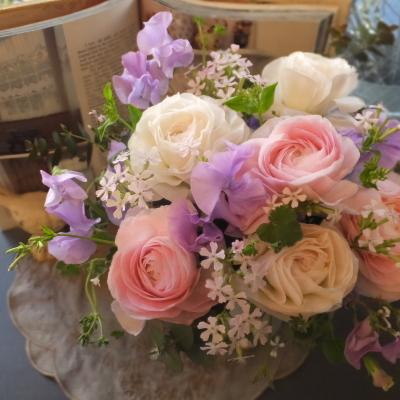 オークリーフ(お悔やみの花)_f0049672_13050888.jpg