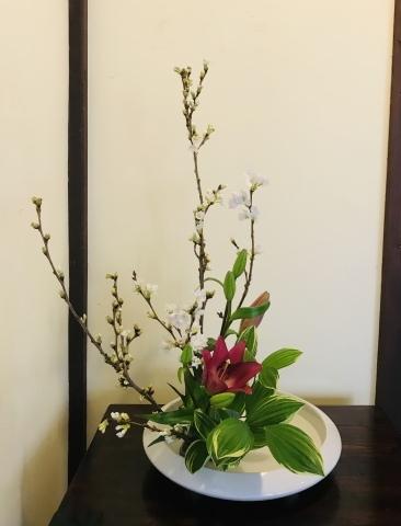 先週のお花と馬頭観世音_a0080074_13324540.jpeg
