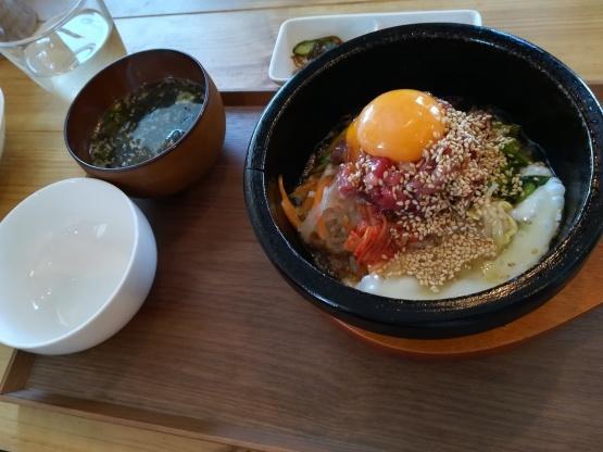オサレなKorean dining_b0289206_20094331.jpg