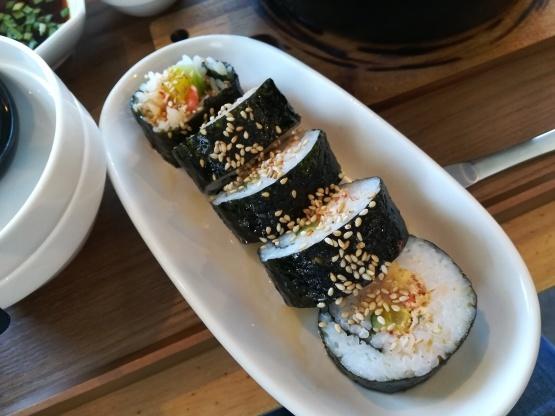 オサレなKorean dining_b0289206_20100405.jpg