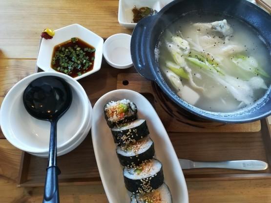 オサレなKorean dining_b0289206_20112099.jpg