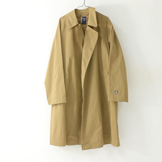 ORCIVAL[オーチバル・オーシバル] M\'s MEMORY CLOTH COAT[RC-8967 STW] ボタンレス チェスターコート・MEN\'S_f0051306_13180839.jpg