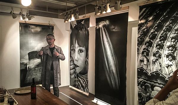 舞山秀一写真展「FORCE1994」オープニングパーティーに行って来ました!_b0194208_22310349.jpg
