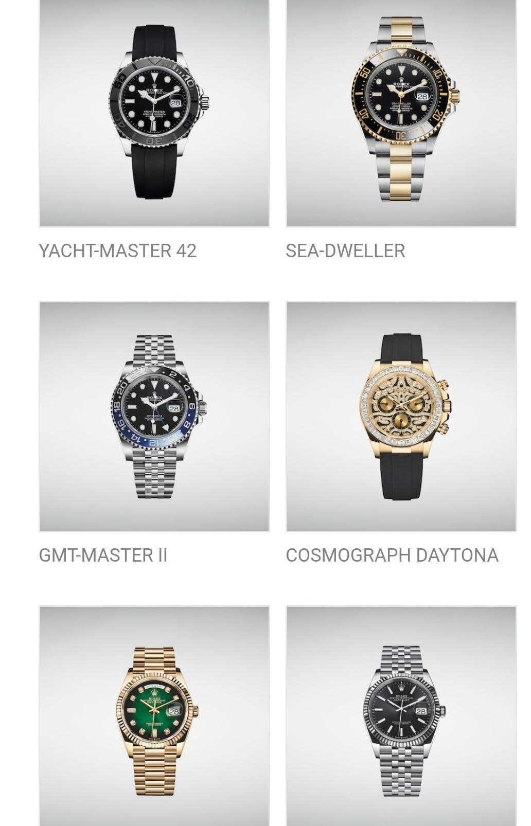 ロレックス2019バーゼル速報 (確定) Rolex Baselworld - Rolex Street 6098 遊馬の機械式時計ブログ