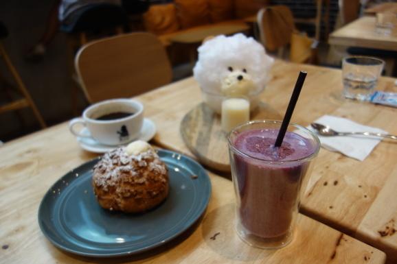 シンガポール2019 BARISTART COFFEEさんで可愛いかき氷_e0230011_17153193.jpg