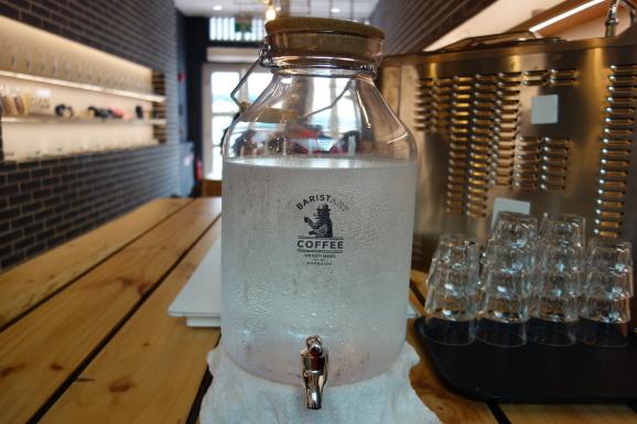 シンガポール2019 BARISTART COFFEEさんで可愛いかき氷_e0230011_17163309.jpg