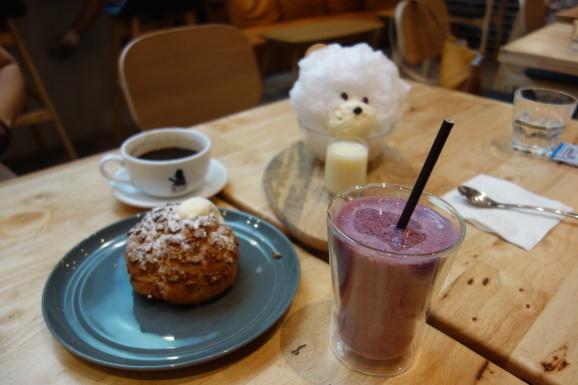 シンガポール2019 BARISTART COFFEEさんで可愛いかき氷_e0230011_17191998.jpg
