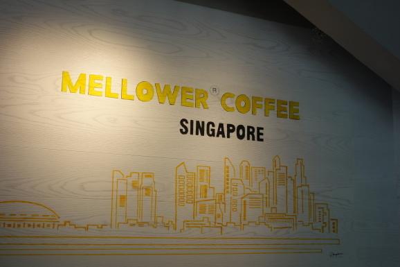 シンガポール2019 MELLOWER COFFEEさんでデザート_e0230011_17502617.jpg