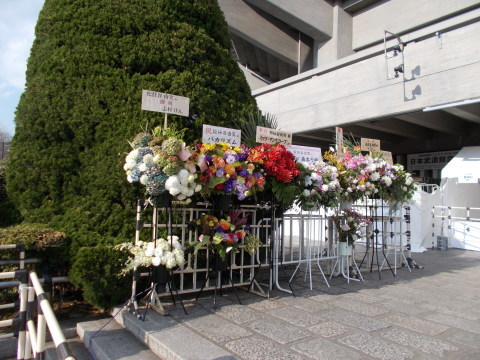 松任谷由実  TIME MACHINE TOUR  in 武道館_a0116217_22164613.jpg