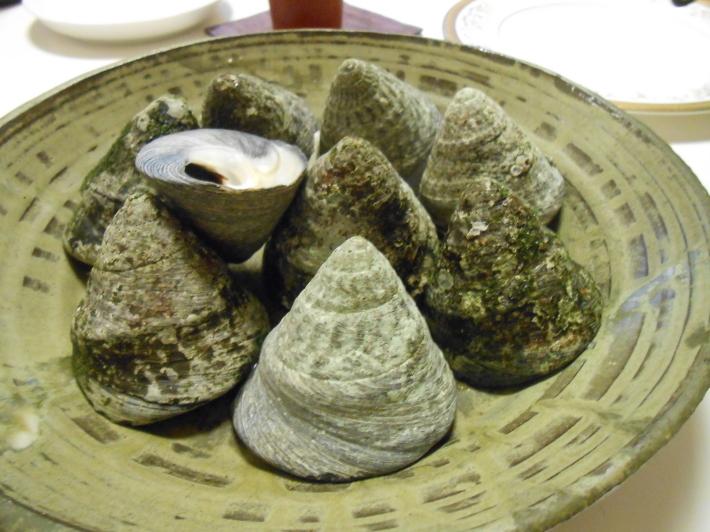 タイラギ(平貝)の貝柱とひも_a0095931_22491262.jpg