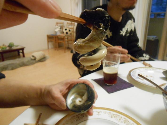 タイラギ(平貝)の貝柱とひも_a0095931_23034817.jpg