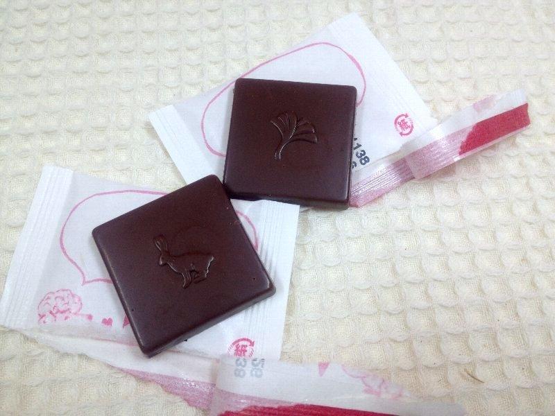 ☆金柑。とフランボワーズのチョコレート☆_c0092953_06501732.jpg
