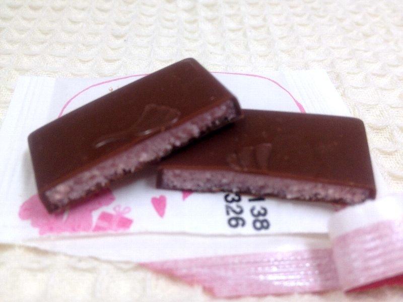 ☆金柑。とフランボワーズのチョコレート☆_c0092953_06502084.jpg