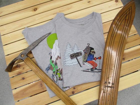 Teton Bros.×秀岳荘 コラボTシャツ発売!!_d0198793_12381257.jpg