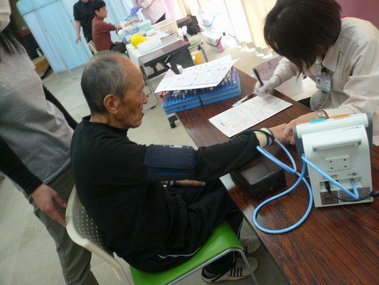 3/20 健康診断_a0154110_11172595.jpg