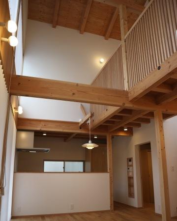 「飛香台の家」オープンハウス&引渡し_b0179213_19452625.jpg