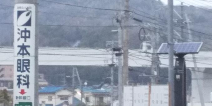大雨が上がった高速5号二葉山トンネル付近_e0094315_18201874.jpg