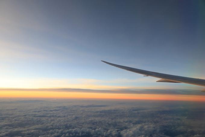 機内にて。マレーシア旅行  - 21 -_f0348831_11450200.jpg