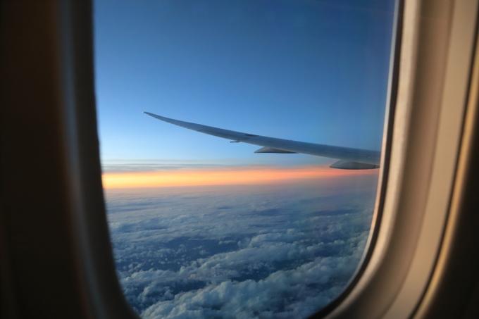 機内にて。マレーシア旅行  - 21 -_f0348831_11450236.jpg