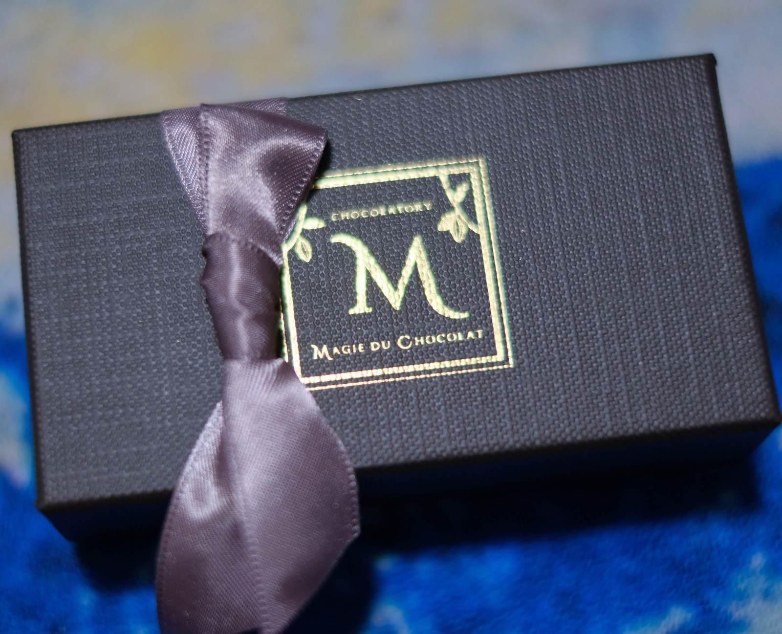 Magie du chocolat(マジドショコラ)@自由が丘 優雅なチョコレート屋さんでホワイトデーお返しと自分用ご褒美!_b0024832_00012190.jpg