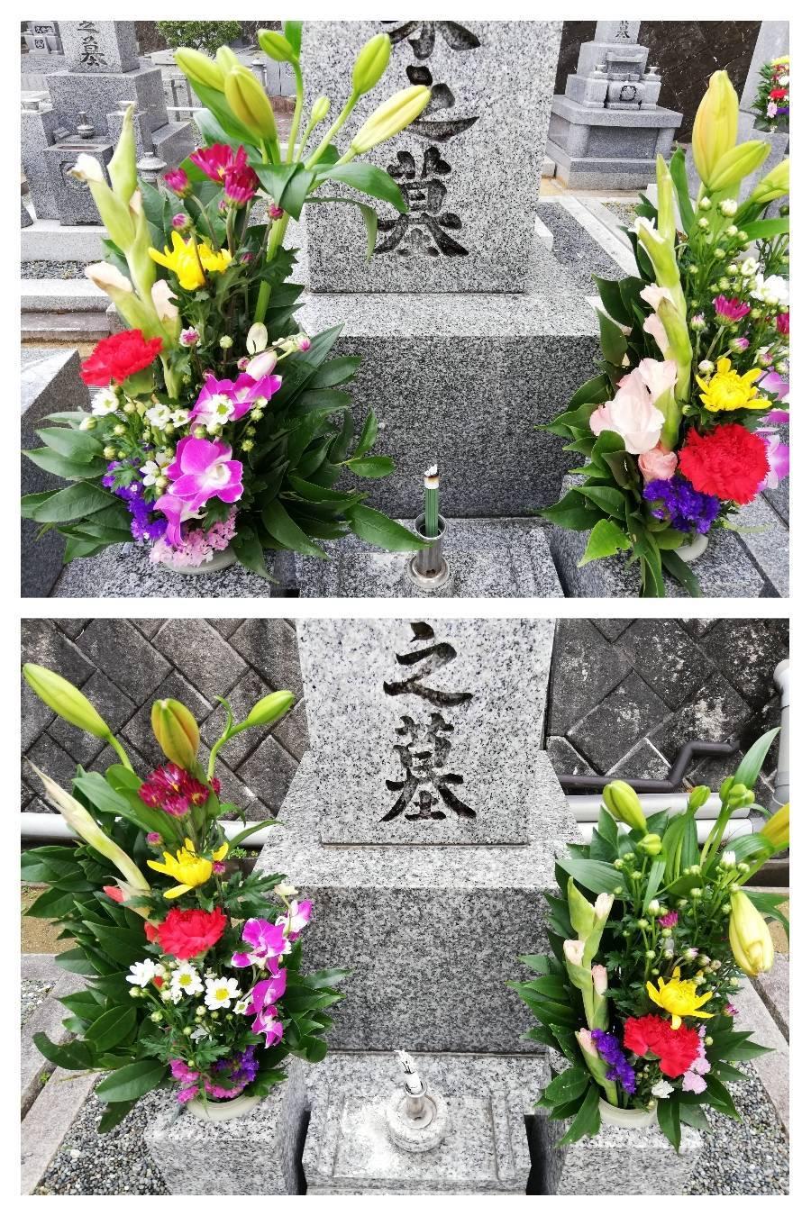 墓参り 映画 ホームパーティー_a0084343_20153177.jpeg