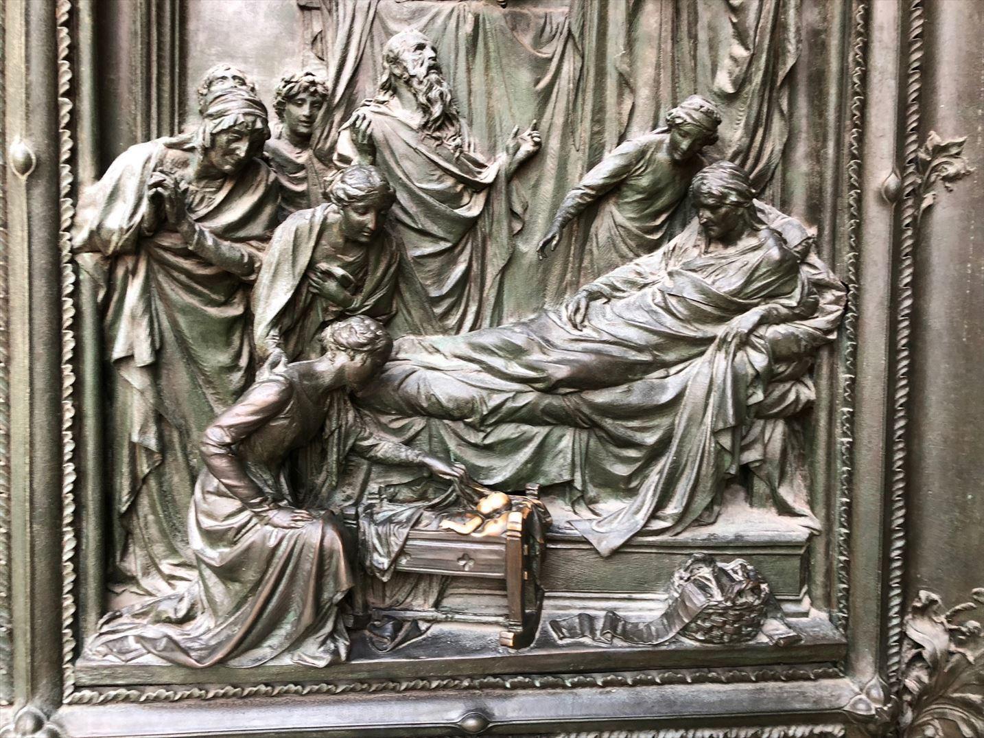 シチリア/ 45  荘厳なミラノ大聖堂 Ⅲ_a0092659_13284203.jpg