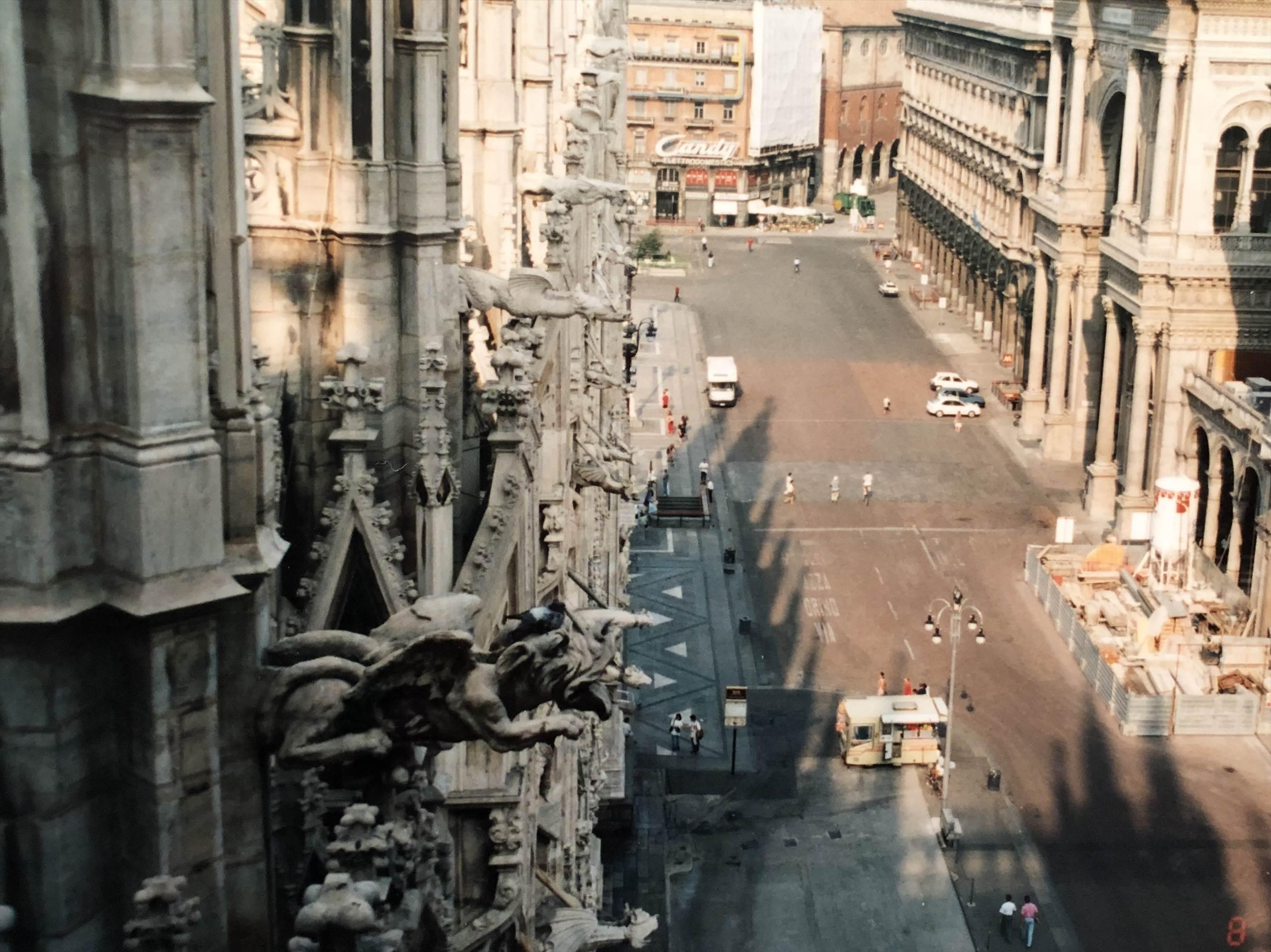 シチリア/ 45  荘厳なミラノ大聖堂 Ⅲ_a0092659_18394239.jpg