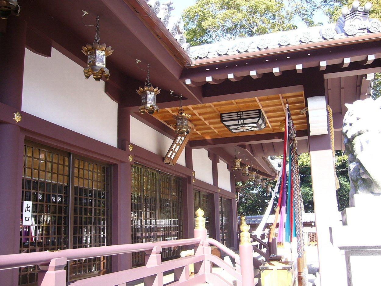 枚方市の神社 百濟王神社_c0112559_08195508.jpg