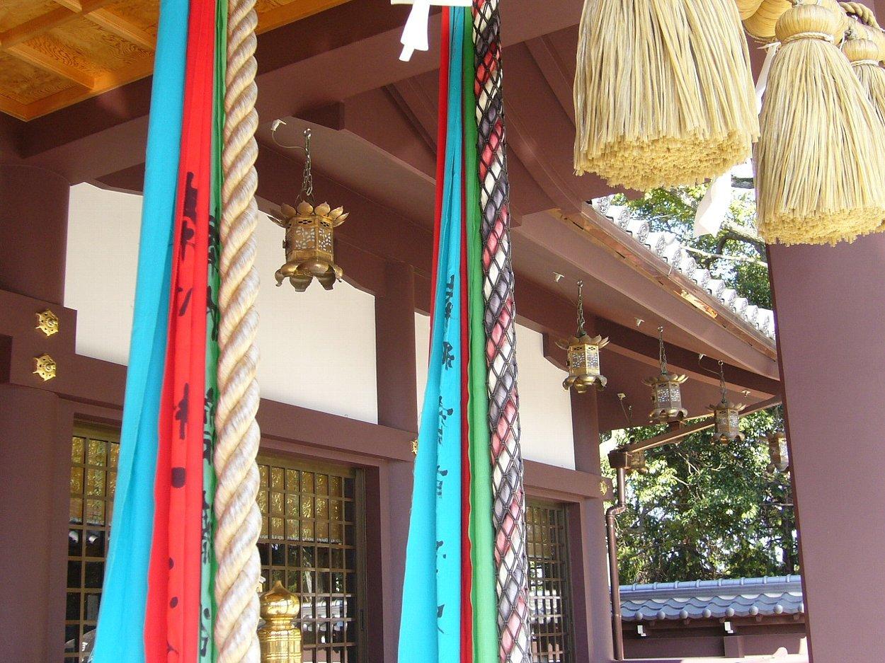 枚方市の神社 百濟王神社_c0112559_08204122.jpg