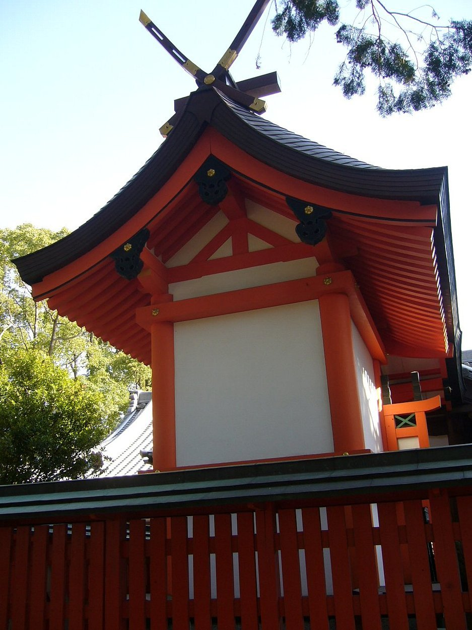 枚方市の神社 百濟王神社_c0112559_08213278.jpg