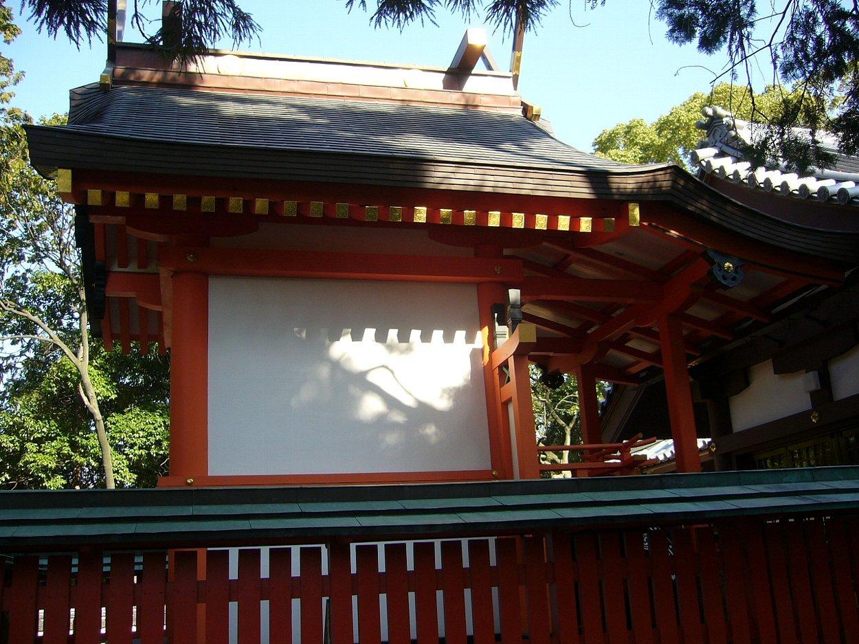 枚方市の神社 百濟王神社_c0112559_08222053.jpg