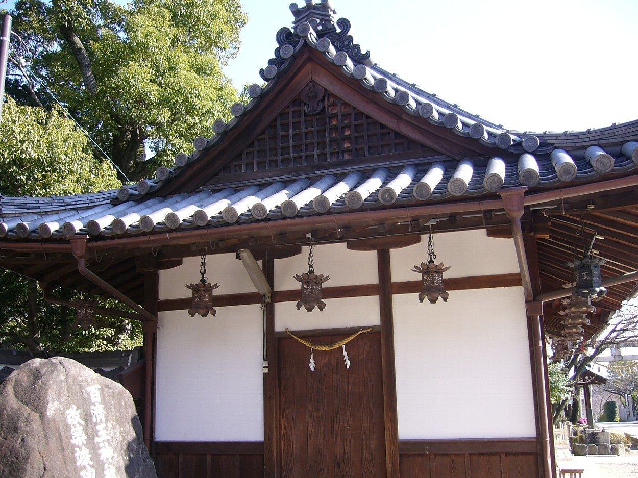 枚方市の神社 百濟王神社_c0112559_08235512.jpg