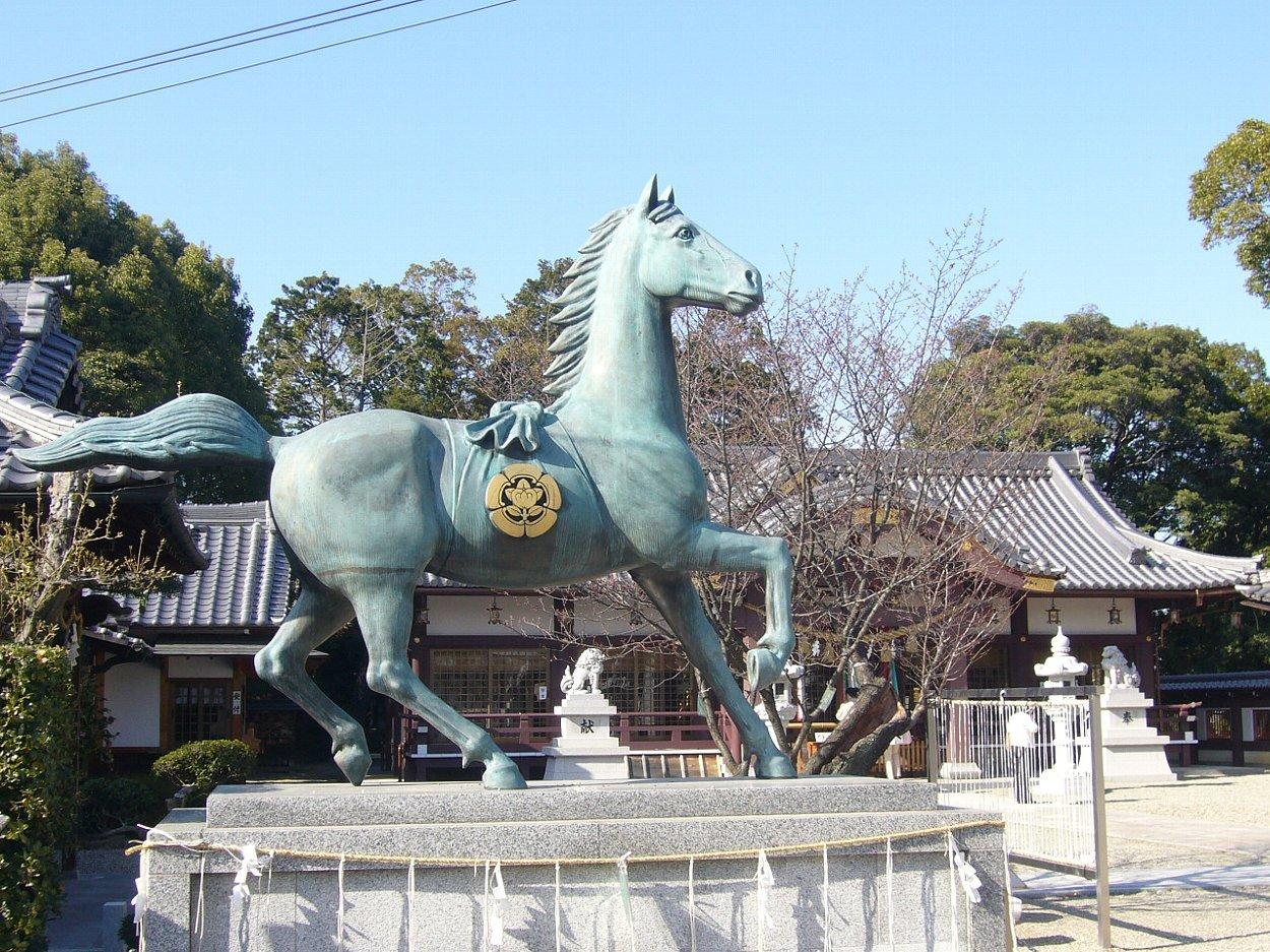 枚方市の神社 百濟王神社_c0112559_08300616.jpg