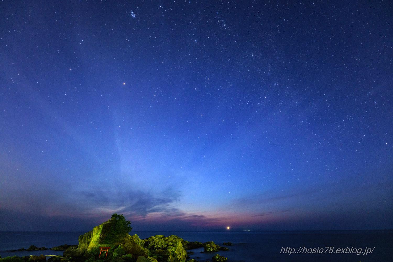 West starry sky_e0214470_18290359.jpg